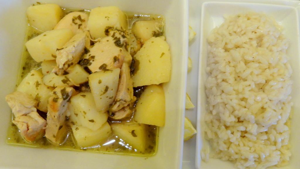 Lebanese Chicken And Potatoes Recipes — Dishmaps